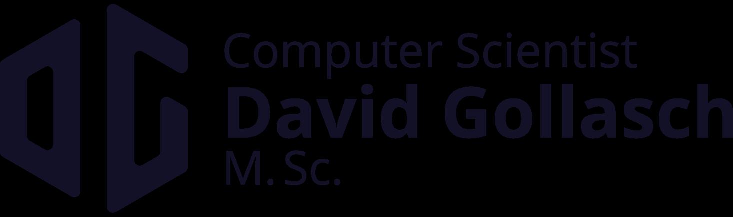Computer Scientist David Gollasch, M.Sc.